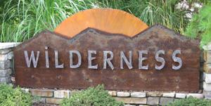 The Wilderness neighborhood in Overland Park KS
