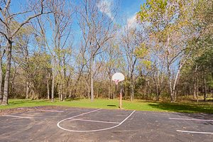Basketball Court for Forest Park Estates Shawnee KS