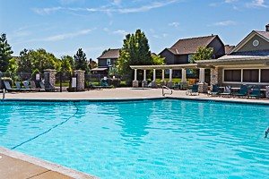 Arbor Creek Estates Olathe KS neighborhood pool